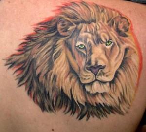 Znaczenie Lion Tatuaże Worldbodyartcom